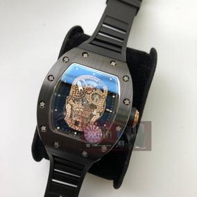 ebe33859f8e Relogio Richard Mille Rm 11 - Relógios De Pulso no Mercado Livre Brasil