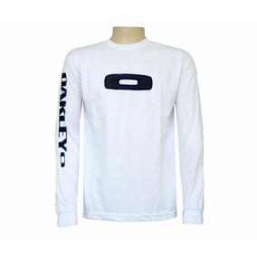 Camisa Manga Longa Oakley Original Feminino - Calçados 7229f951700