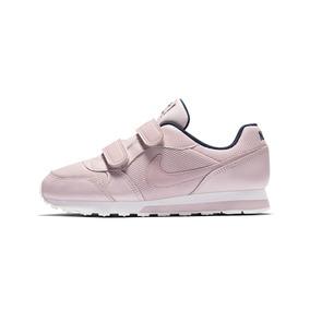 separation shoes 3e13a a6aa6 Zapatillas Nike Md Runner 2 Rosa Niño