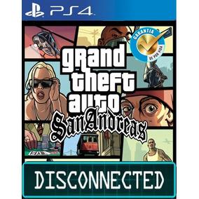 Juego Gta San Andreas 5 Playstation 4 Ps4 En Mercado Libre Uruguay