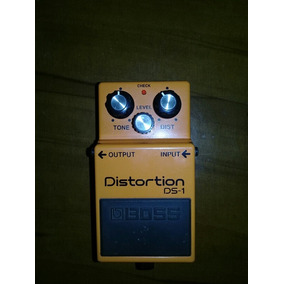 Pedal De Guitarra Boss Ds-1