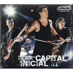 cd capital inicial multishow ao vivo 2011