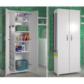 Armário Multiuso 2 Portas Lavanda Branco Notável Móveis - Casa ... b68b21b634