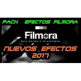 Filmora Wondershare 8.3.5. +effects Packs Full O Maior Do Ml