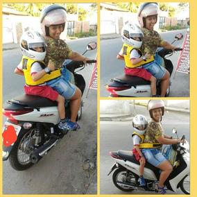 Segurança Infantil Moto Cinto Lançamento Original