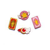 Prendedores Pins Sakura Card Captor/ Magia Estelar