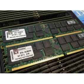 Memoria Servidor 2gb Ecc Dell Ibm Hp Kingston Kth-dl385/4g