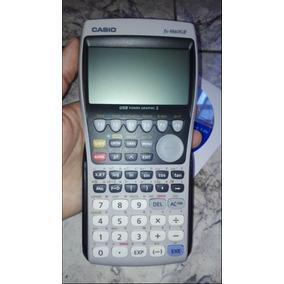 Calculadora Graficadora Casio Fx 9860 Gii