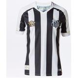 Camisa Camisa Santos Away 2018 19 Pronta Entrega 256af533d22a4