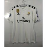 Promoção-camisa Original/oficial Do Real Madrid-temp. 18/19
