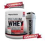 Premium Whey Nutrata 2kg + Coqueteleira