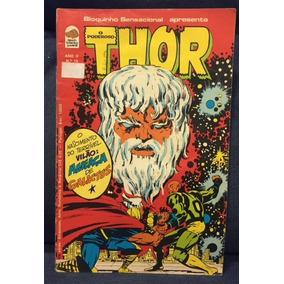 Thor Nº 15 - Editora Bloch