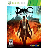 Dmc Devil May Cry Xbox 360 Nuevo Sellado En Igamers