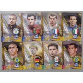 Cards Copa Do Mundo 2002 Brasil Campeão