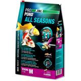 Jbl Propond All Seasons M 5,8kg Ração Para Carpa Lago 3 Em 1