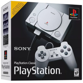 Playstation Classic Edition Apronta Entrega