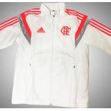 Jaqueta Flamengo Branca no Mercado Livre Brasil 0ee2075e98242