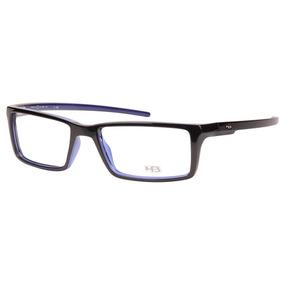 9886807a981c9 Óculos De Grau Hb Polytech 93016 506 52 Preto Fosco