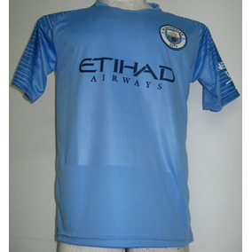 Camiseta/short Manchester City Titular 2018/19-nº S/c Niños