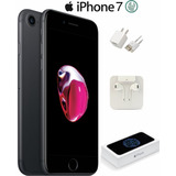 Ofertón! Iphone 7 32gb Caja Y Accesorios Originales + Regalo