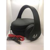 Audífonos Bluetooth Con Radio,aux,sd Y Microfono