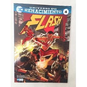 Cómic, Dc Cómics, Flash #4. Ovni Press