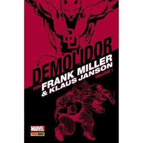 História Em Quadrinhos - Demolidor - Frank Miller - Lacrado