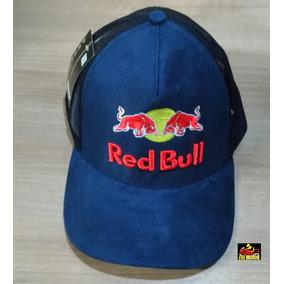 Bone Red Bull Fita - Bonés Outras Marcas para Masculino no Mercado ... 6e1265ded47