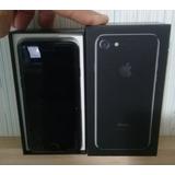 iPhone 7 32gb - Preto Com Fone Zerado Cabo Original