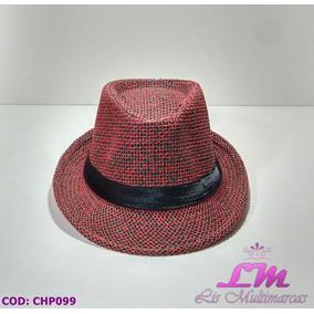 Chapeu Panama Rosa - Chapéus Vermelho no Mercado Livre Brasil 97909d18e81