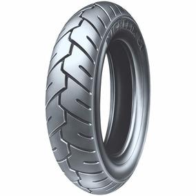 Pneu 350-10 S1 Lead 110 / Burgman 125 Michelin Sem Camara