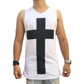 f6a1c8f849dbf Camiseta Oversized Manga Longa - Camisetas Regatas para Masculino no ...