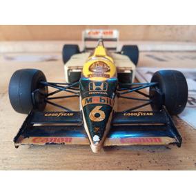 Nelson Piquet Tri Campeão F1 Williams Honda