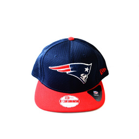 a4afa02ac Gorra New England Patriots Jersey New Era 9fifty Snapback