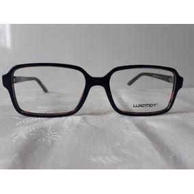 Armação Para Oculos De Grau Luxottica Lu2273 B - Óculos no Mercado ... b591ed2369