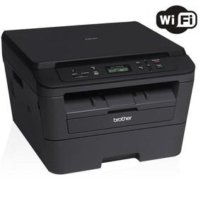 Impressora Multifuncional Brother Laser Monocromática Wi-f