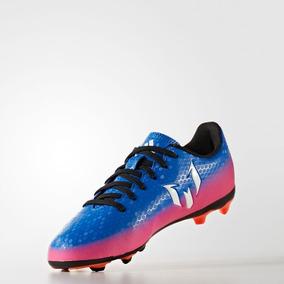 Tenis Tacos De Futbol adidas Messi 16.4 Fxg J Para Niño Orig b026286a152f9
