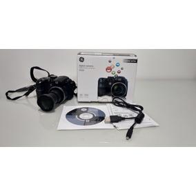 Câmera Fotográfica Digital Ge X500 Zoom Óptico