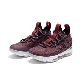Tênis Lebron James 15 Xv - Nike Nba Diversas Cores.