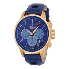 Reloj Invicta 23111 Acero Inoxidable, -14k-oro Rosa Azul
