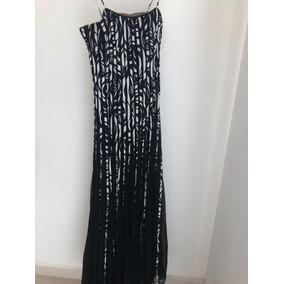 3001e2f55 Vestido Morado Con Negro Nikki Italy - Vestidos de Mujer en Mercado ...