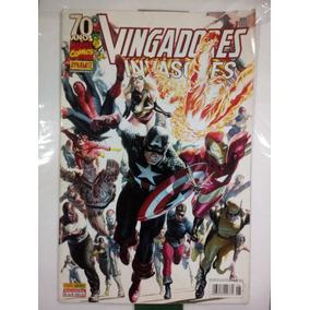 Vingadores & Invasores N° 6