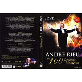 André Rieu Do The 100 Greats Moments Triplo