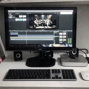 Mac Mini Intel Core I5 Dual Core De 2,6ghz Com Monitor 24