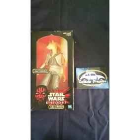 Star Wars Boneco Jar Jar Binks 1:6 1/6 Episode 1 Ep1