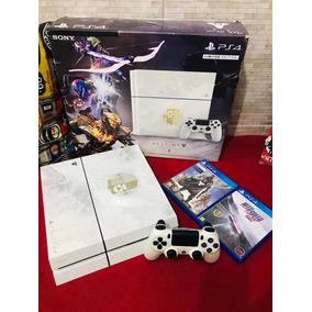 Playstation 4 Ps4 Edição Limitada Destiny + 2 Jogos