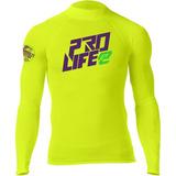 Camisa Com Proteção Uv - Esportes Aquáticos no Mercado Livre Brasil b72c005954