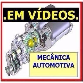 Cursos Carros 29 Dvd, Ar Automotivo, Elétrica, Injeção Af