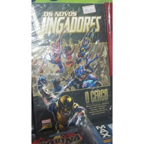 Os Novos Vingadores - O Cerco - Marvel Deluxe