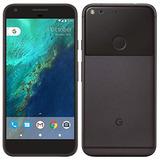 Google Pixel Xl Tela 5.5 (128 Gb) Black (((otimo Estado)))